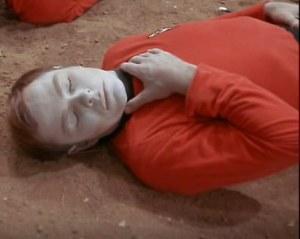 Redshirt victim