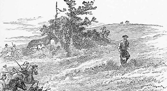 Pursuit and capture of a Covenanter