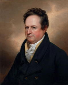 DeWitt Clinton by Peale
